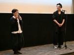亡き人への言葉、届ける旅 盛岡で漂流ポストの映画先行上映