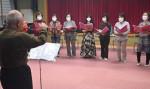 歌える喜び、高らかに あす花巻市民合唱祭