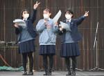 高校生が花巻PR 青年会議所イベント、開発菓子や動画発表