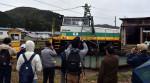 JR花輪線、特別列車で満喫 全線開通90周年記念