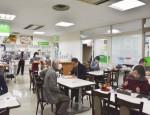 市役所食堂、愛され幕 盛岡・レストランパティオ