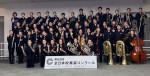 北上・上野中が金賞 全日本吹奏楽3年ぶり2度目