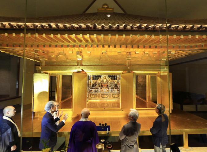 中尊寺金色堂の画像 p1_21