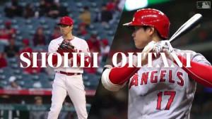オールスター戦と本塁打競争に出場するエンゼルス・大谷翔平のテレビCM(MLB提供)
